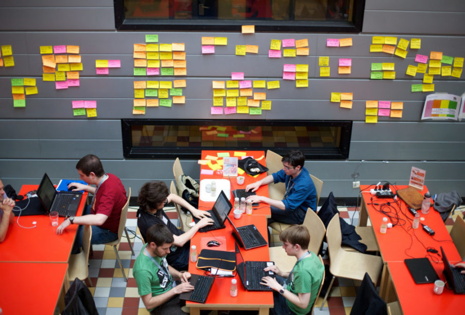 How the Industry Benefit from Corporate Hackathon